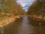 Řeka Metuje 24.2.2017