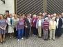 Setkání důchodců u Plašilů