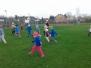 Sokolíci - jarní cvičení dětí